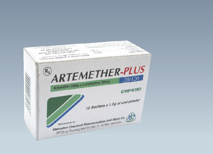 Artemether- Plus 20/120