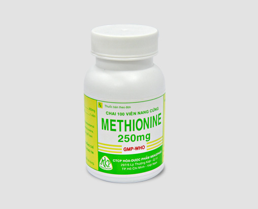 Methionine 250mg