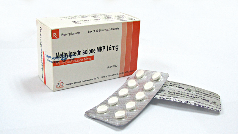 Methylprednisolone MKP 16mg