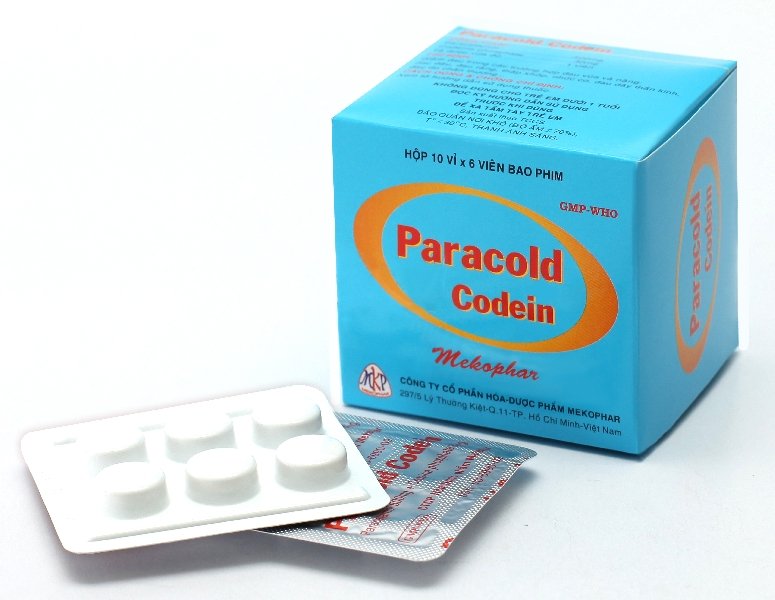 Paracold Codein