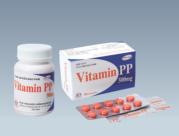 Vitamin PP 500mg